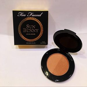 Too Faced Travel Size Sun Bunny Bronzer